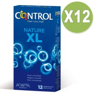 CONTROL ADAPTA XL 12 UNITS PACK 12