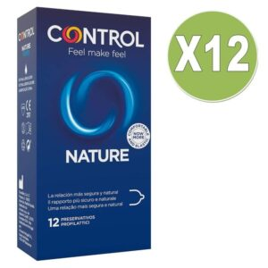 CONTROL ADAPTA NATURE 12 UNITS  PACK 12